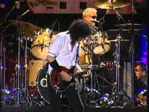 Queen + Paul Rodgers - C-lebrity (Live in Chile 2008)