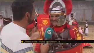 Falcata HEMA en TVG con Vicus Spacorum VII