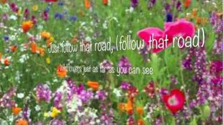 FOLLOW THAT ROAD <b>Anne Hills</b> Lyrics And Photos