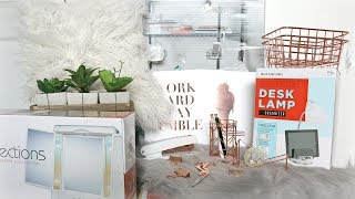 College Dorm Haul 2017: Bedding, Decor & More! || What I Bought For My College Dorm || BeautyChickee