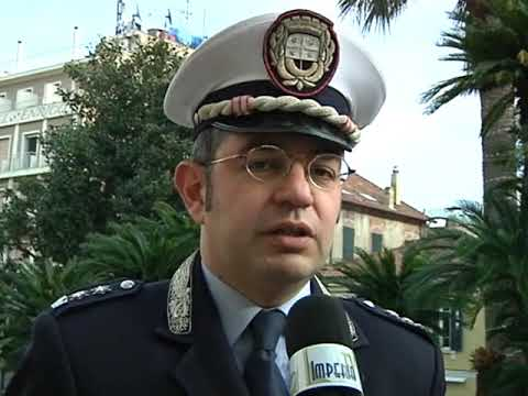 LA POLIZIA LOCALE DI ALASSIO FESTEGGIA IL PATRONO. IL PUNTO DEL COMANDANTE PARRELLA