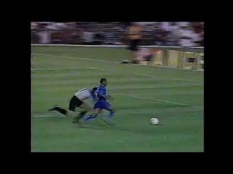 Flamengo 0 x 2 Cruzeiro - Campeonato Brasileiro 1999