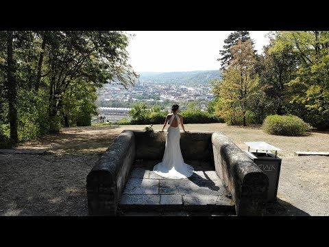 Hochzeit Highlight Video #2 von Galina und Nico in Würzburg