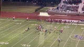 Little Elm vs. Frisco Centennial Football Highlights