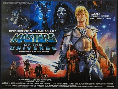 Masters of the Universe (Trailer)
