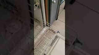 Whirlpool Dishwasher - How to clean Filter