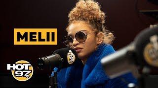 Melii Gets Emotional; Speaks On Former Managers, Meek Mill & Women In Rap