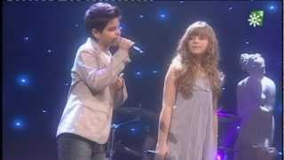 Abraham Mateo & Caroline Costa - Without You  (HD Máxima calidad)