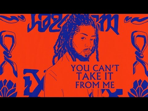 Major Lazer - Can't Take It From Me (feat. Skip Marley) (Official Lyric Video) - Major Lazer