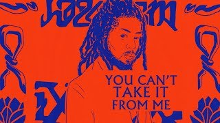 Major Lazer - Can't Take It From Me (feat. Skip Marley) (Official Lyric Video)