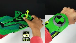 How to make Ben 10 Ultimate Alien Cosmic Destruction Alien interface Watch.