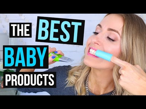 TOP 10 || Baby Products I Use DAILY