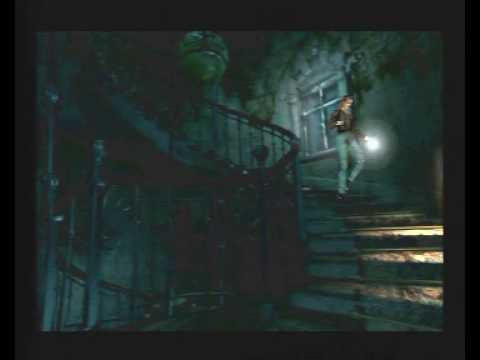 alone in the dark - the new nightmare (disc 1) sony playstation rom