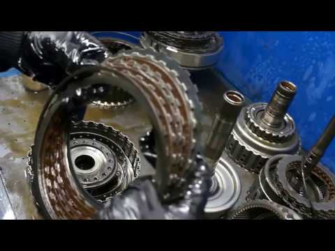 Фото к видео: BMW e60 ZF 6hp19
