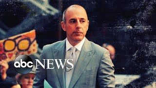 Matt Lauer fights back against rape accusation l ABC News
