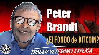 El FONDO de #Bitcoin Según Peter Brandt - Entrevista con Trader Veterano