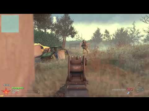 Two Guys One Controller - Call of Duty MW2