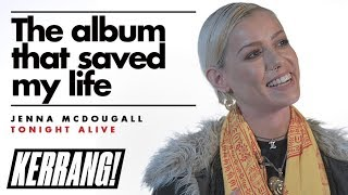 TONIGHT ALIVE's Jenna McDougall on Alanis Morissette's Jagged Little Pill