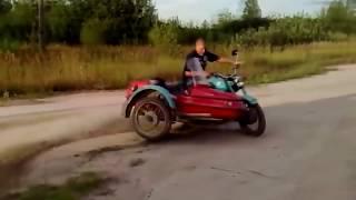 Подборка Мото приколов и НЕ приколов Мотоциклы ИЖ. Смотреть видео.