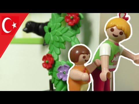Playmobil Türkçe Kaçak Köpekçik - Hauser Ailesi - Çocuk filmi