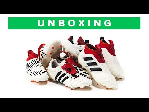 adidas Champagne Pack - Predator Mania & ACE 17+ Purecontrol unboxing