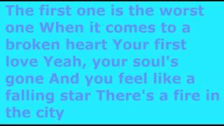 Boys Like Girls - The First One - Lyrics