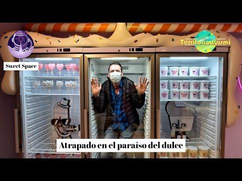 SWEET SPACE El paraíso del dulce en MADRID