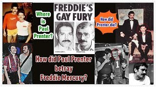 Paul Prenter Freddie Mercury (Betrayal Story) What Really Happened?