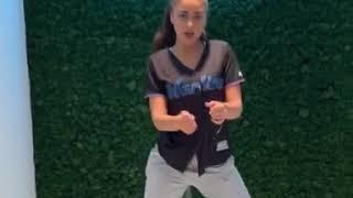 Mariah Bailando #Perreito