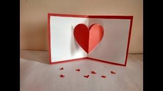 Heart Pop-up Card - REMAKE