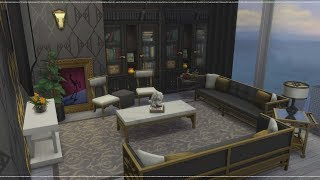 The Sims 4 Speed Build - Gossip Girl Apartment