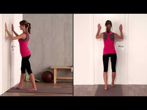Muskelzuckungen in Osteochondrose