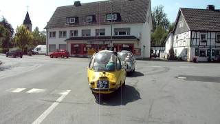 preview picture of video 'Heinkel rally, Germany 2010'