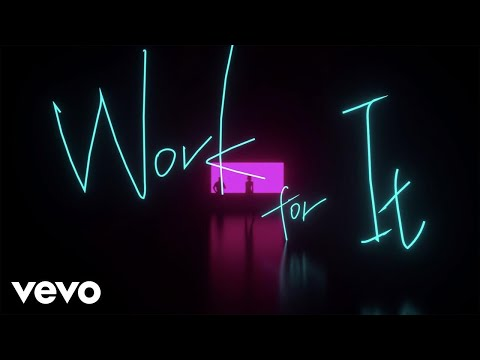 Jane Zhang – Work For It (Official Lyric Video)