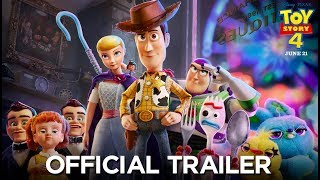 NEW MOVIE ALERT: Toy Story 4 | Official Trailer