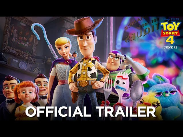 TOY STORY 4 3D Trailer