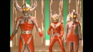 Ultraman Taro Story (Malay Dub)   Part 2 End