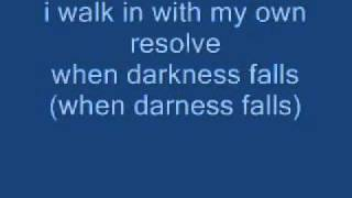 When Darkness Falls by Killswitch Engage with Lyrics (Pitch Changed)