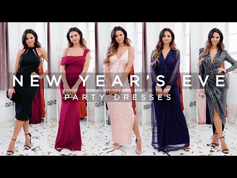 New Year's Dresses 2019   New Year's Eve Outfit Ideas