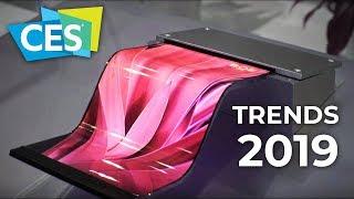 CES 2019 - 8K TV