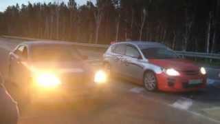 Mark II 2JZ vs. Mazda Axella MPS