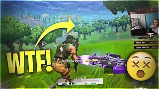 Tfue Reacts To Fortnite Funny Fails and WTF Moments! (Twitch Moments)