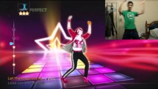 Just Dance 4 - Hit the Lights 5 Stars