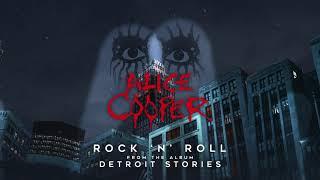 ALICE COOPER - Rock & Roll