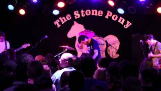 """Still Life With Hot Deuce On Silver Platter"" NEW SONG by Titus Andronicus @ The Stone Pony"