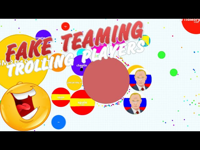 Fake-teaming-gameplay-trolling-my