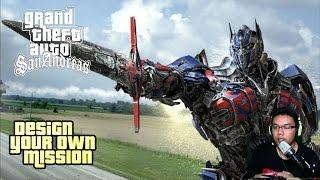 Pintu Portal - Transformer The Last Knight Part 6 GTA Extreme Indonesia