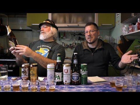 Какое пиво из магазина лучше. Часть 1
