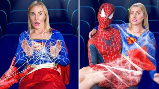 16 Ways to Sneak Superheroes into the Movies