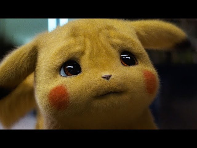 Pokemon: Detective Pikachu Trailer — 'What a Wonderful World